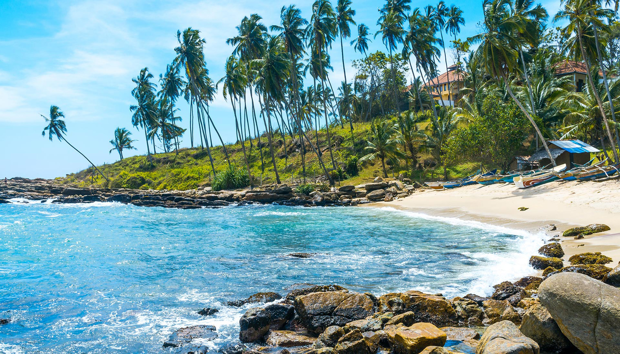 Top Tourist places to Visit in Srilanka