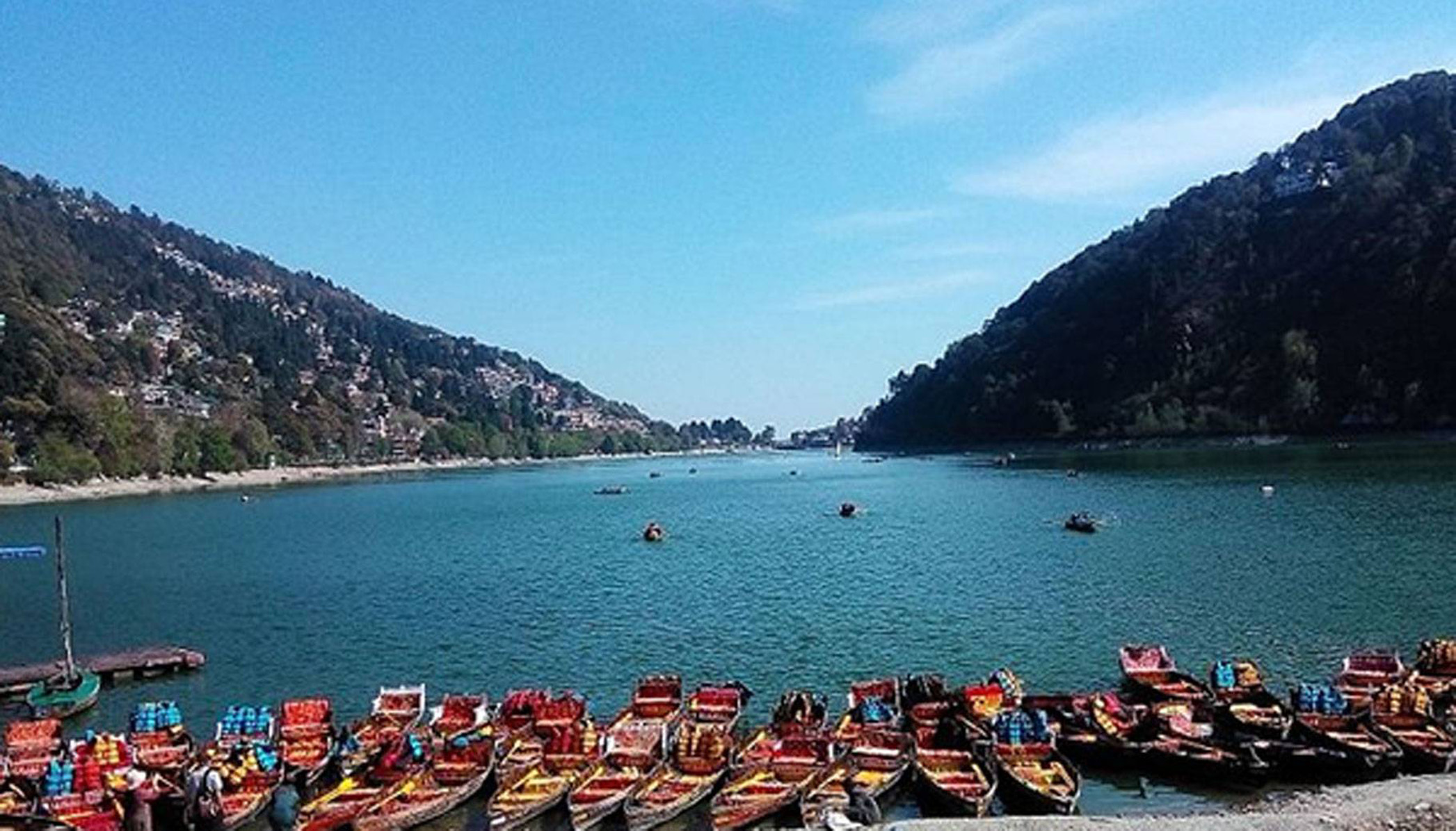Beautiful place to visit in Nainital