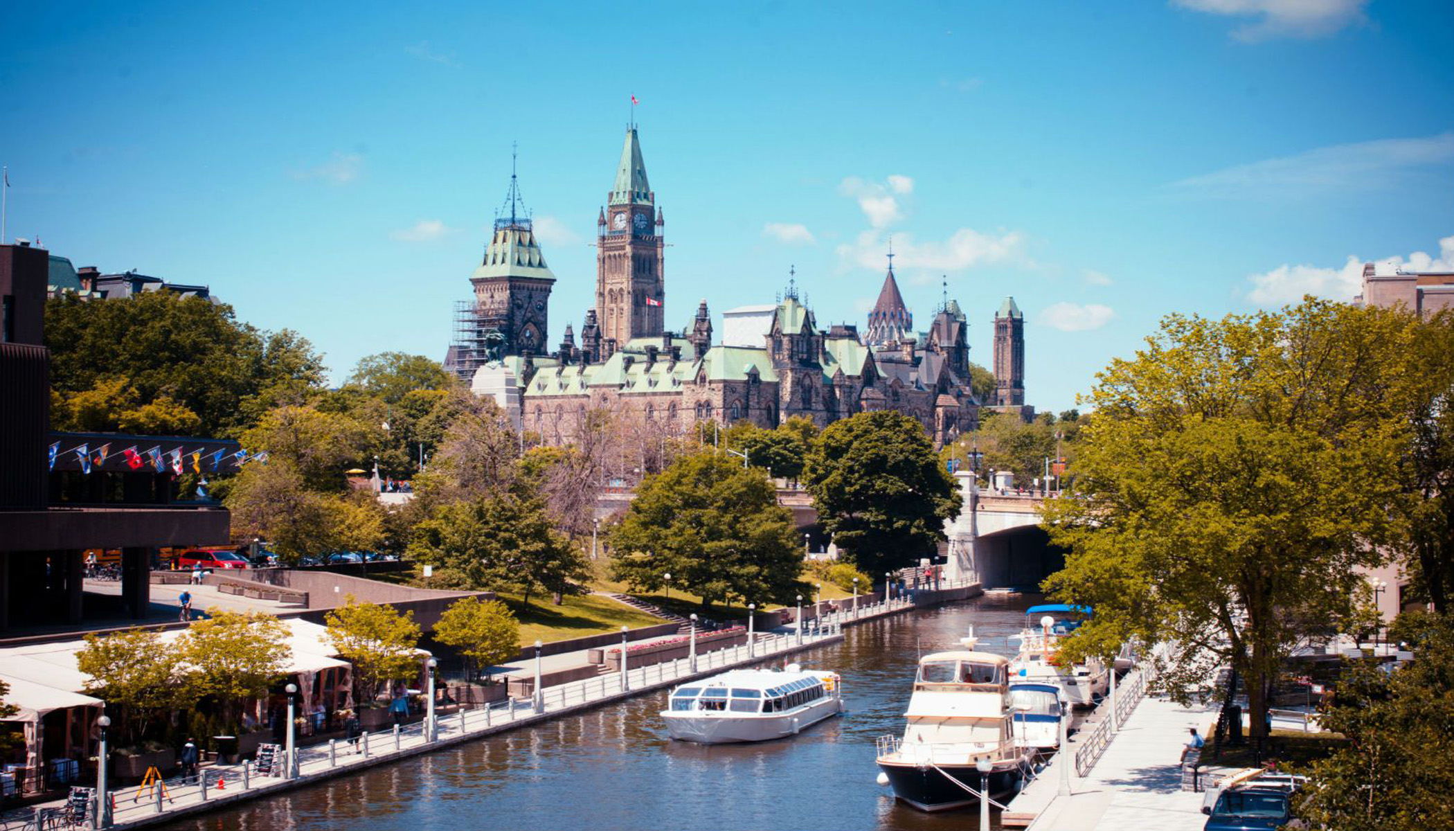 Ten Perfect Places to Visit in Canada with Your Friends